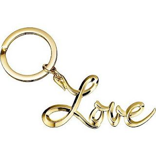 Sex and the City Love Keychain