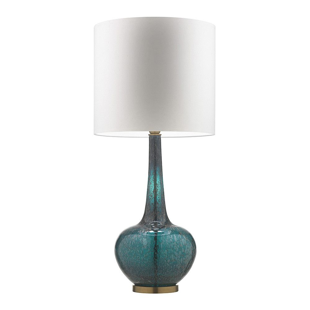Beautifully Illuminate Any Interior Space With This Grace Tuscan Table Lamp  From Heathfield U0026 Co.
