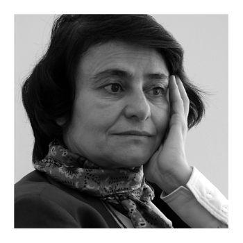 Fatima el hajj,  Artist Portrait