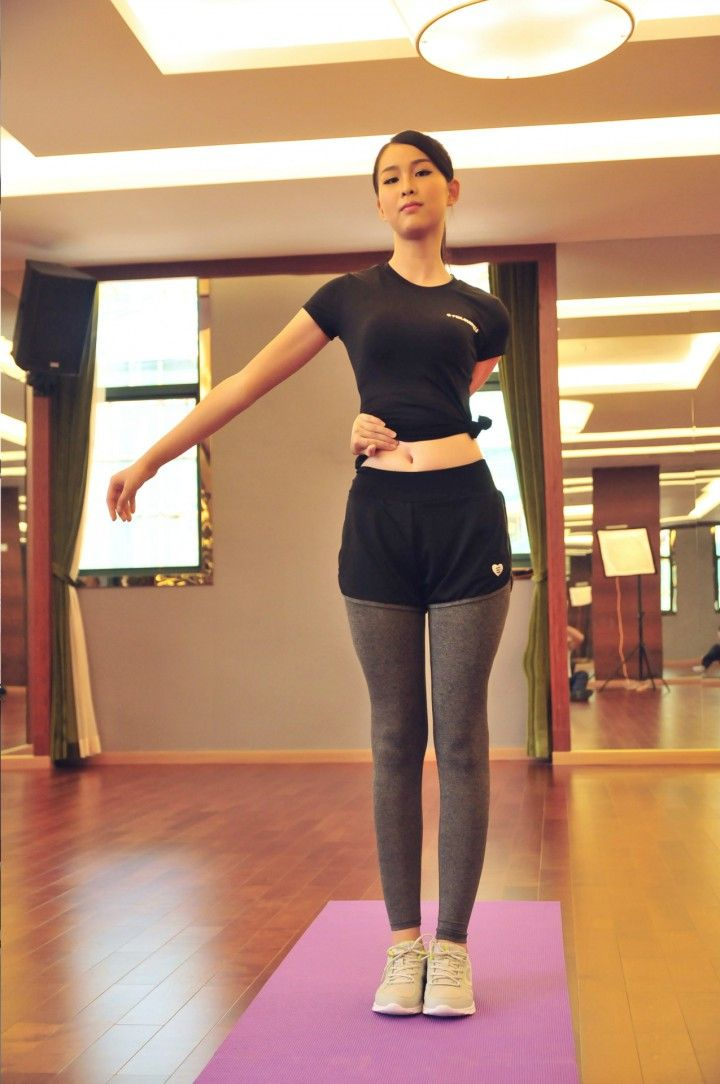 CW30114 Fitness tight yoga spring and summer T-shirt for women