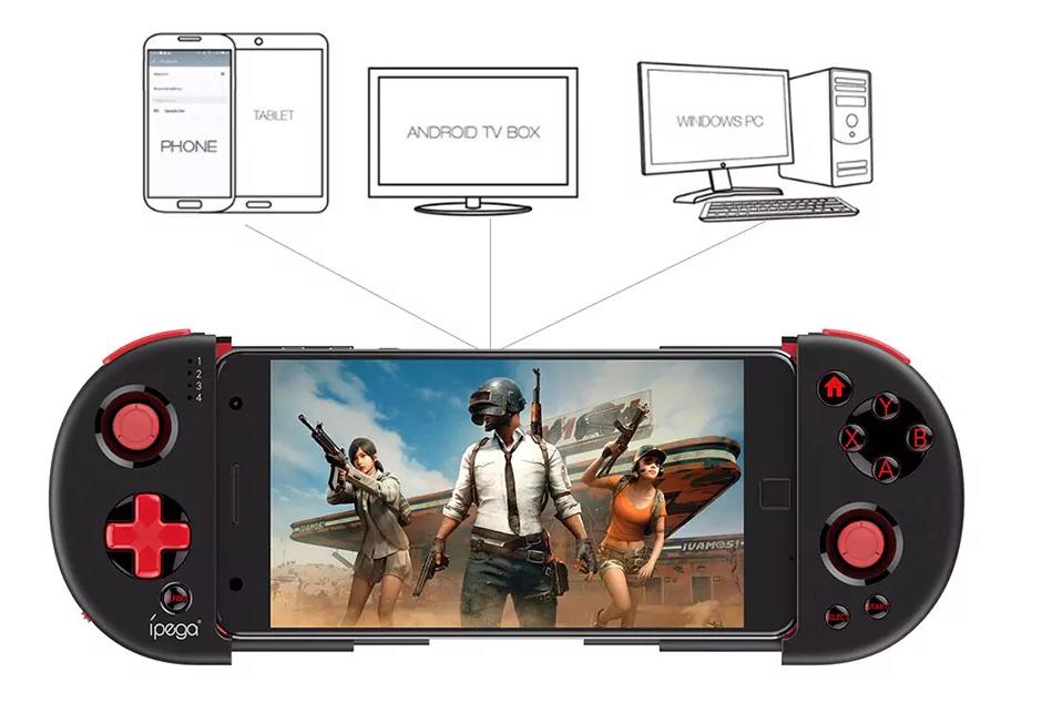 iPEGA PG 9087 Extendable Bluetooth Controller Gamepad