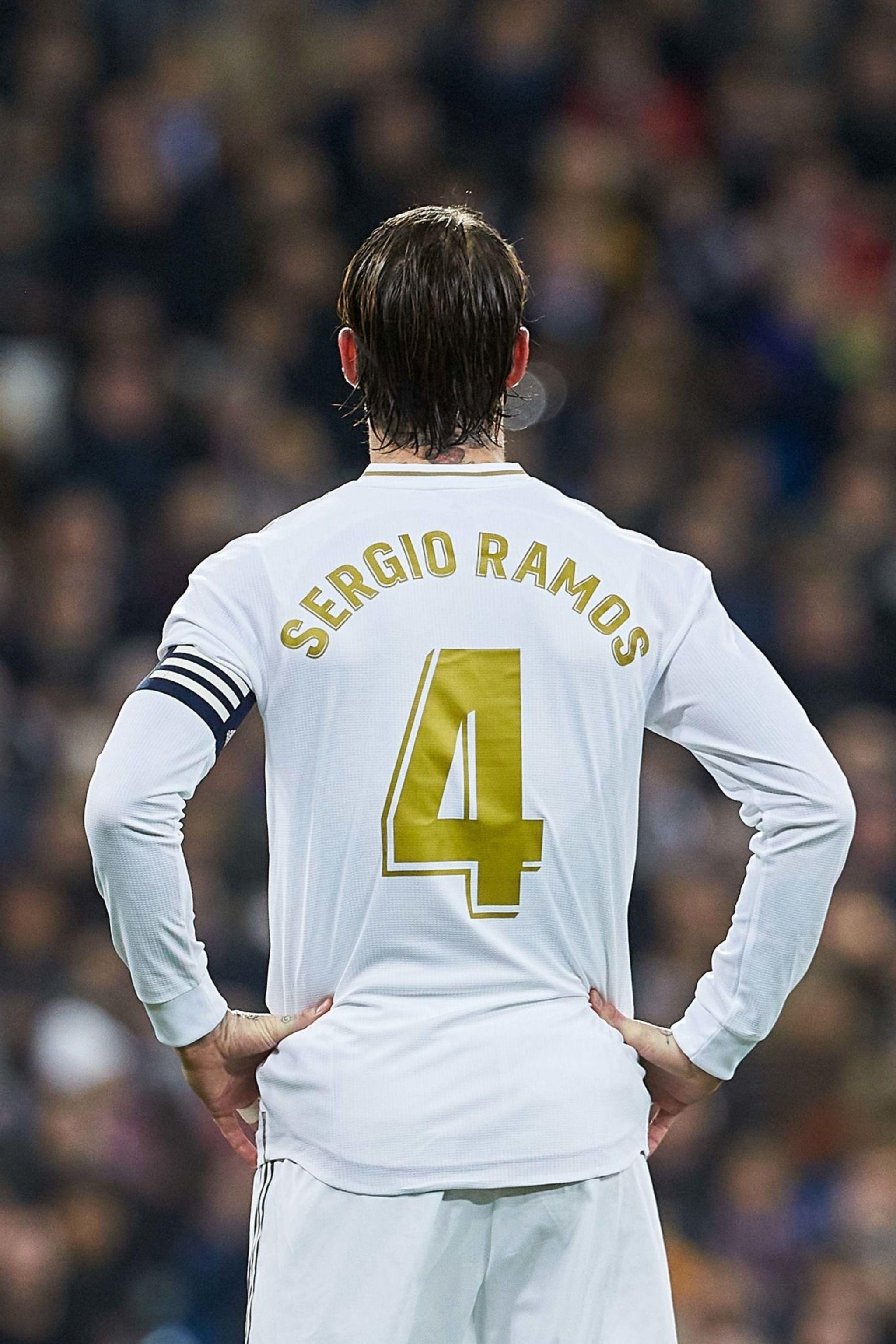 Sergio Ramos Real Madrid Football Real Madrid Team Club Atletico De Madrid