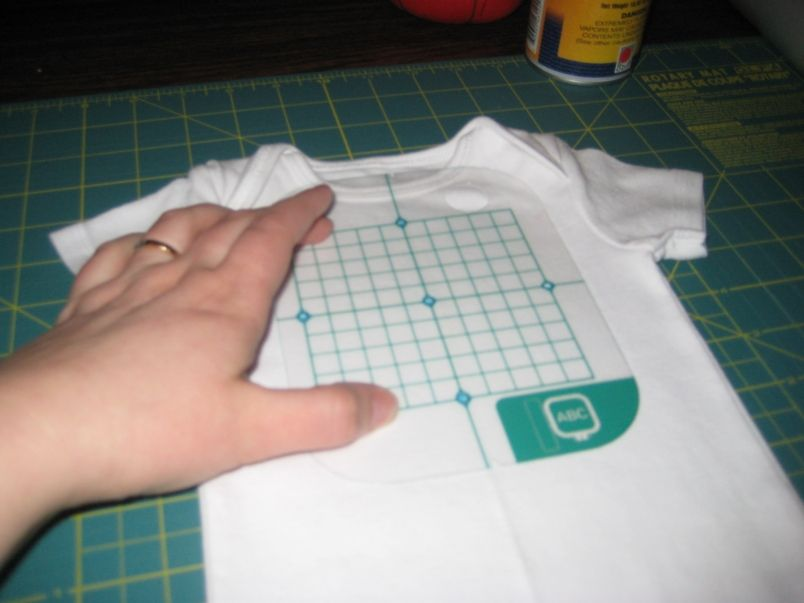 Machine applique and embroidery tutorial using an