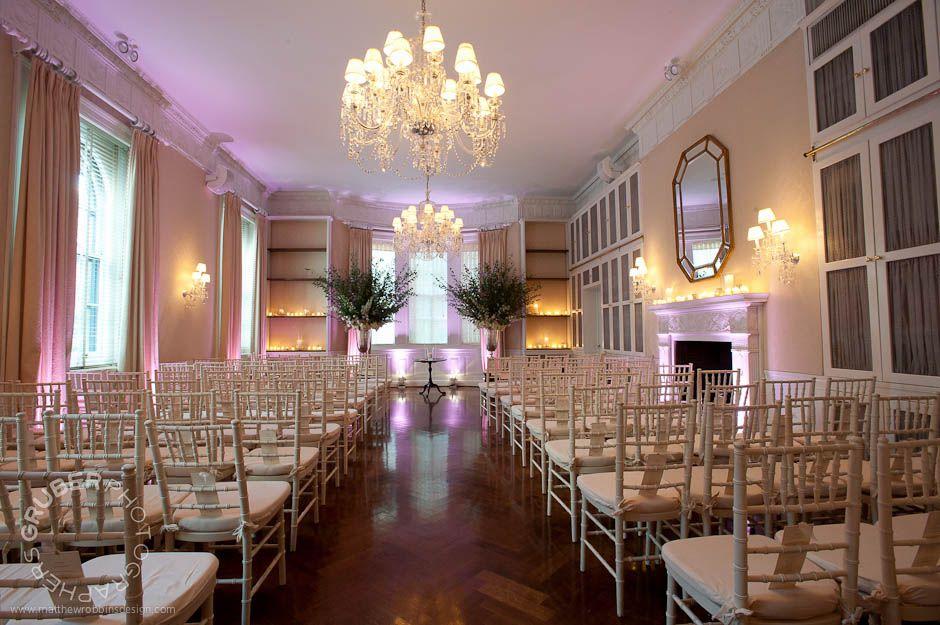 Harold Pratt House Wedding Matthew Robbins Design