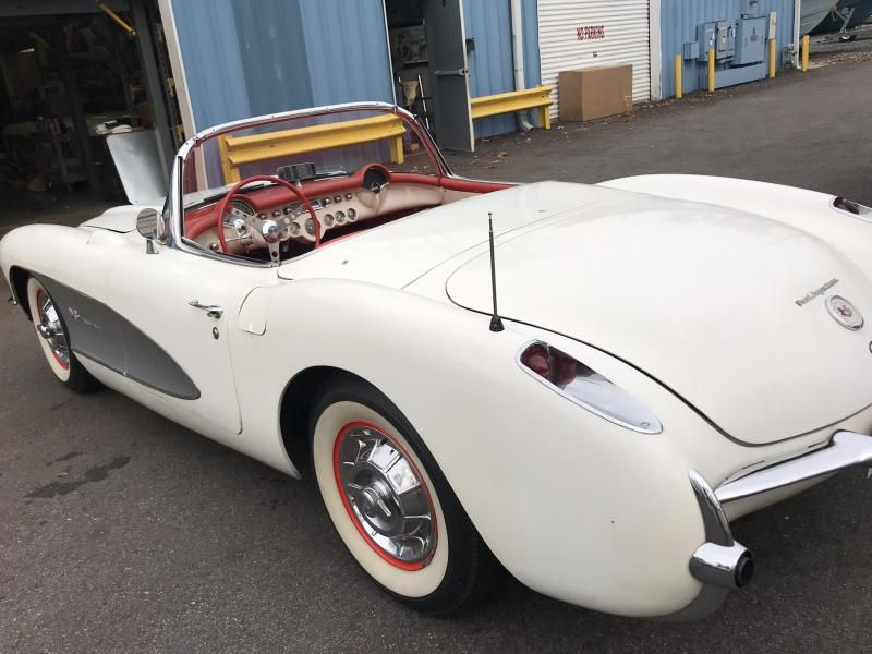 Corvettes For Sale In Md >> 1957 Corvette Convertible For Sale Maryland 1957 Fulie