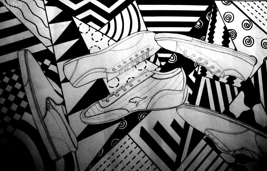 ... to do during this 9 weeks of art i had many reply i want to draw shoes