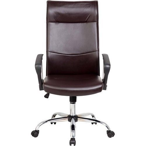 Large Office Executive Chair Leather Tall High Back Desk Neck