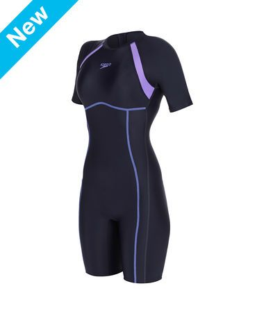 1e48e614f10 Women's Essential Spliced Kneesuit | Just TRI | Speedo swimsuits ...