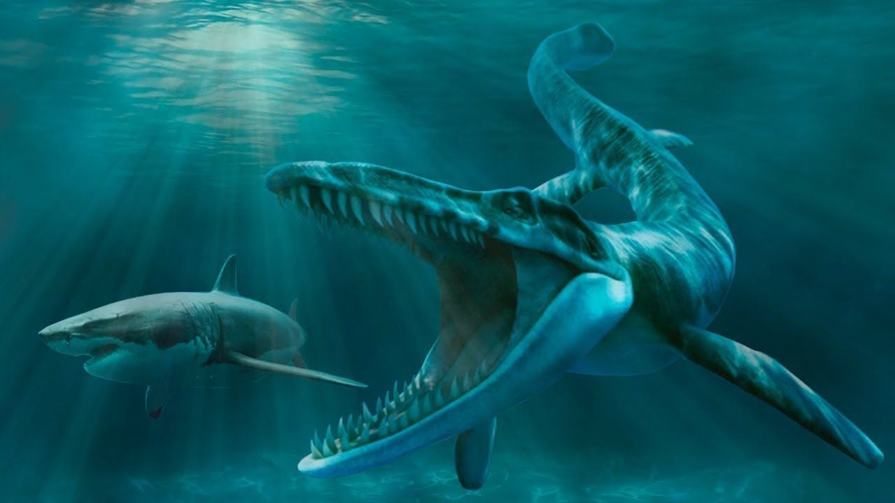 7 Terrifying Prehistoric Creatures That Are Scarier Than Dinosaurs #prehistoriccreatures