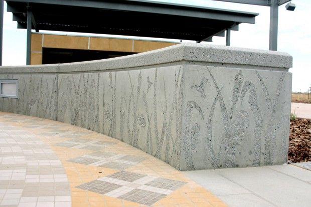 Santa Maria Honda >> sandblasted concrete - Google Search | Concrete Signs ...