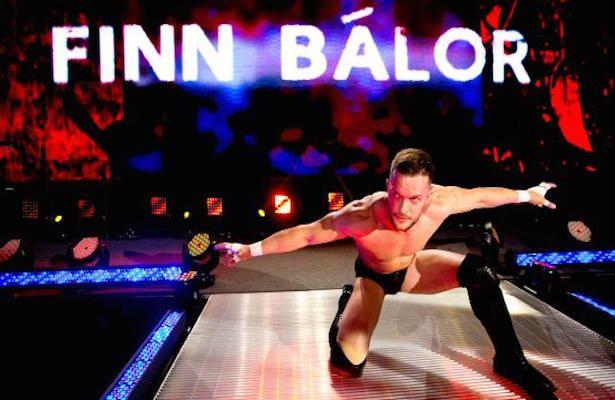 Video Finn Balor Makes Nxt Debut Finn Balor Balor Club Finn