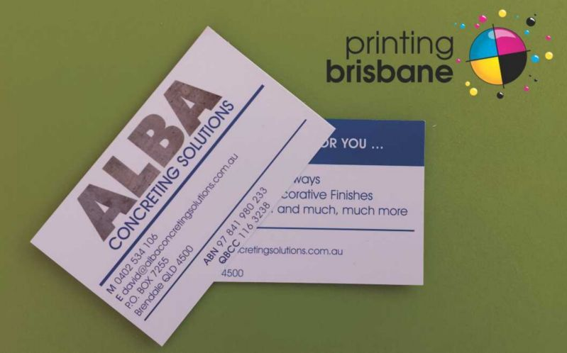 Alba concreting cards designed by the wanderlust collective alba concreting cards designed by the wanderlust collective printing brisbane reheart Image collections