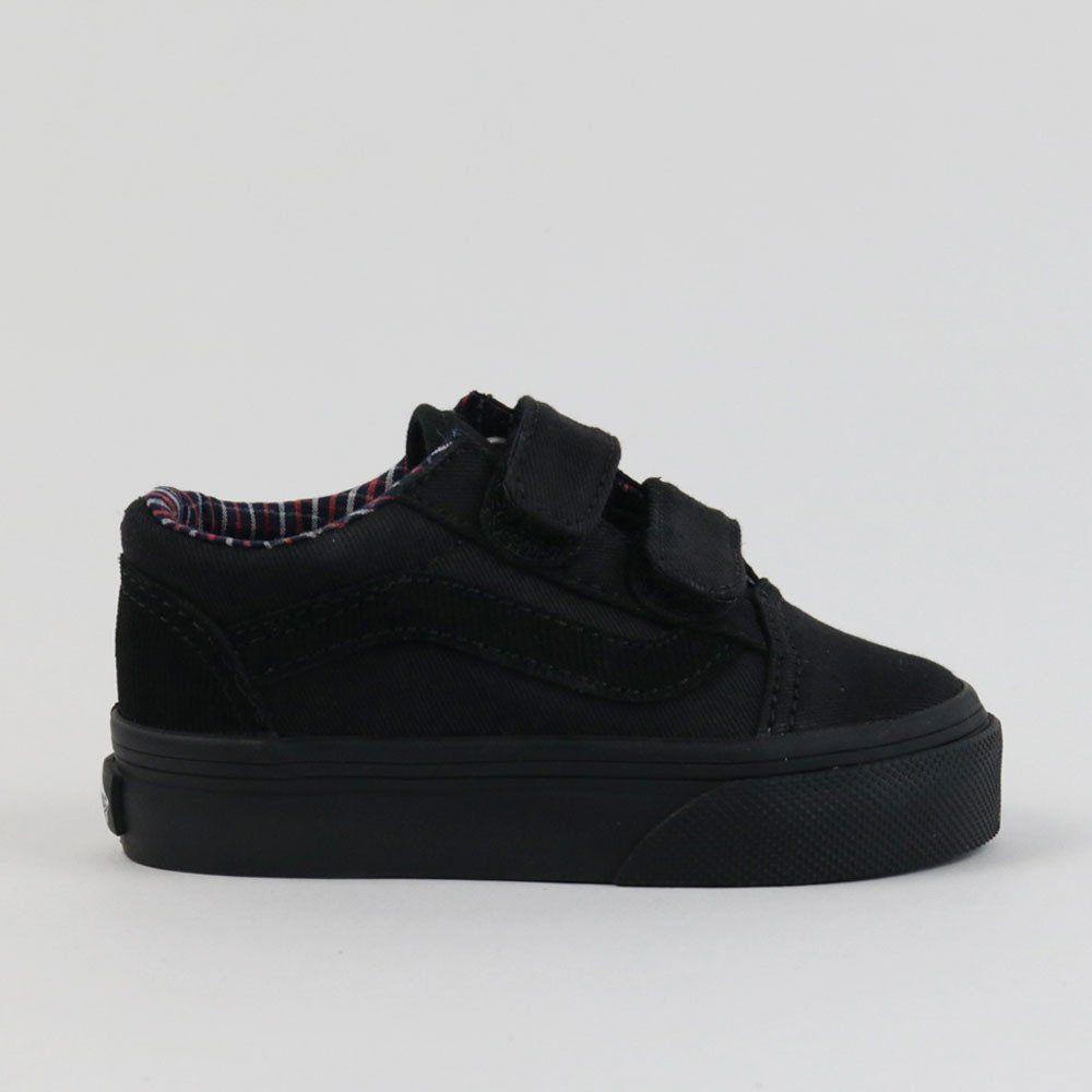 852527e1b2 Vans Old Skool V Black Cord