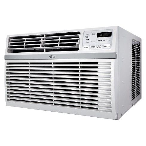LG 12000BTU 115V WindowMounted Air Conditioner with