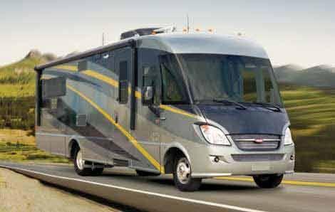 Sprinter RV Via Class A Motorhome GO RVing Sprinter