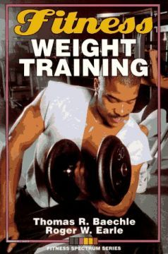 Fitness Weight Training PDF