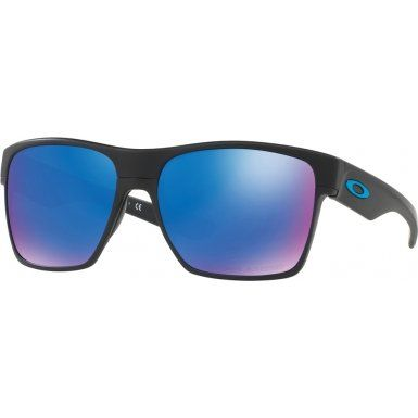 polarized sunglasses online  Cheap Oakley Twoface XL Polarized Sunglasses-Matte Black/Sapphire ...