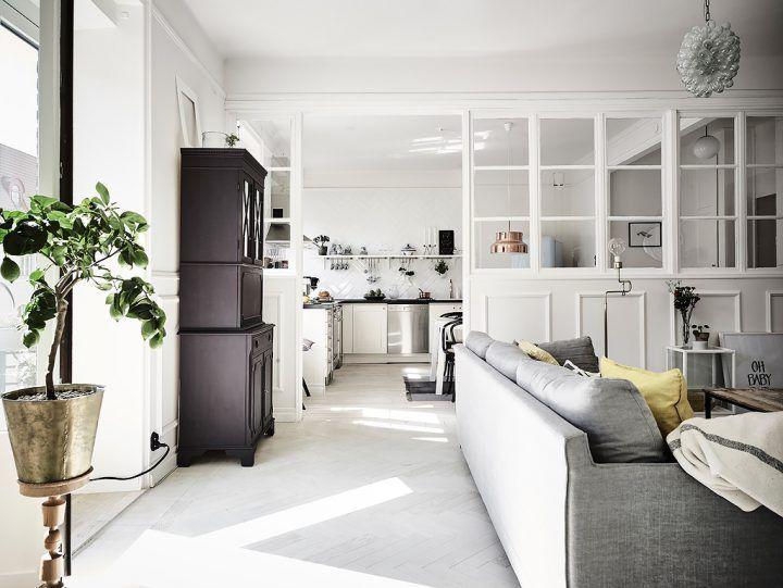 Un tercio de la vivienda para la cocina La vivienda, Comedores