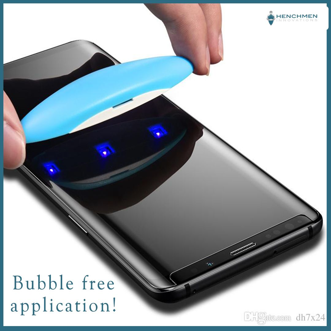 Bubble Free Application It Can Be So Frustrating To Put A Traditional Glass Silicone Screen P Cell Phone Screen Protector Best Screen Protector Tempered Glass