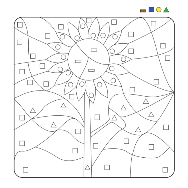 kigaportal kindergarten herbst sonnenblumen symbolspiel arbeitsbl tter pinterest. Black Bedroom Furniture Sets. Home Design Ideas