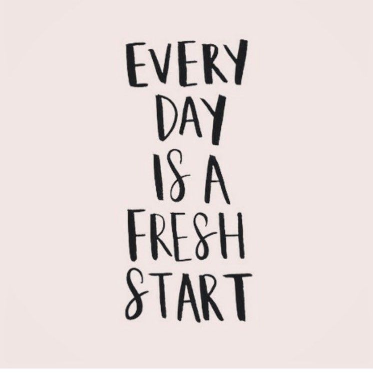 We hope everyone had a great weekend, now start your week off right with a positive mindset and a go...