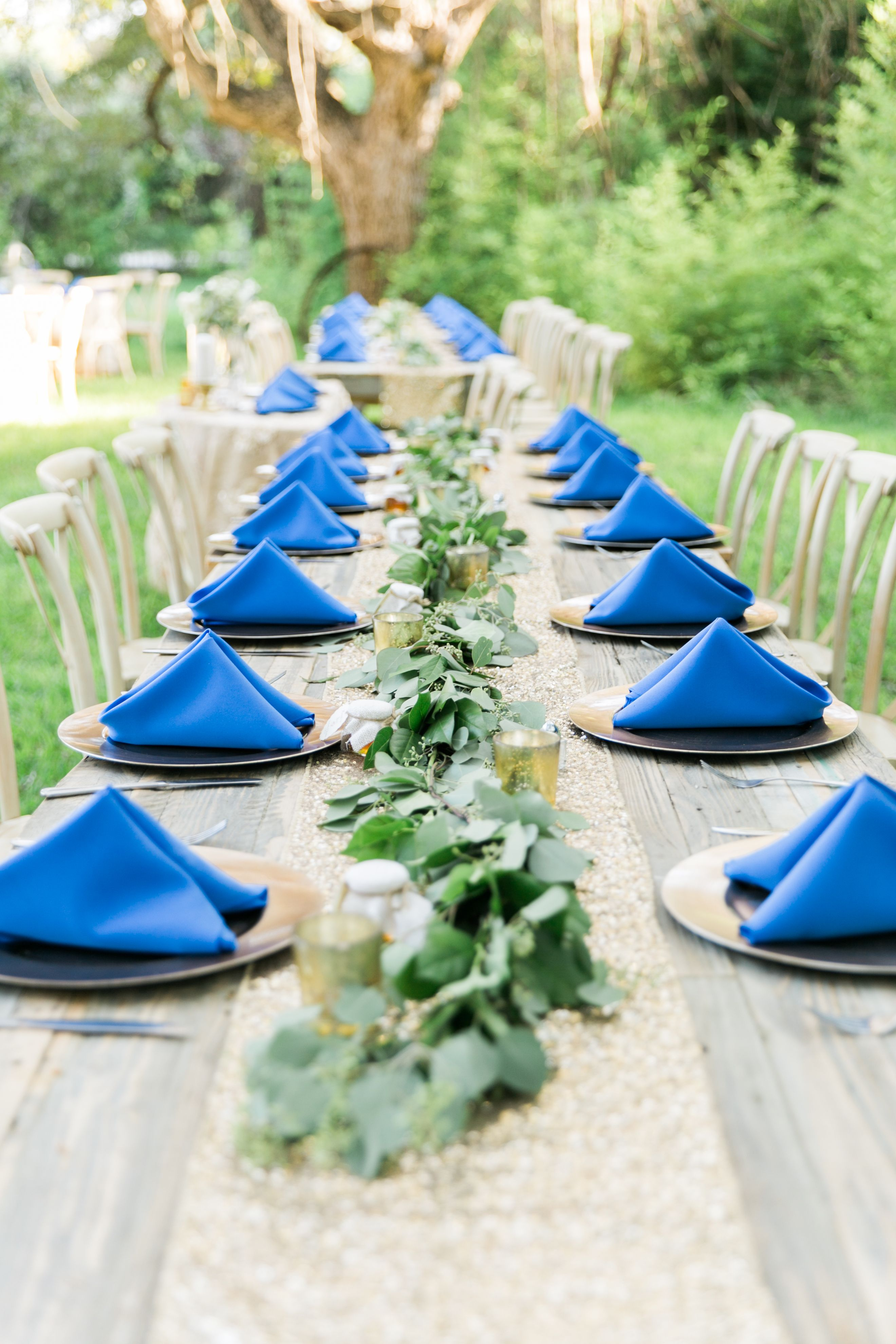 Gorgeous Dining Setting For A Rustic Chic Wedding Wedding Ideas