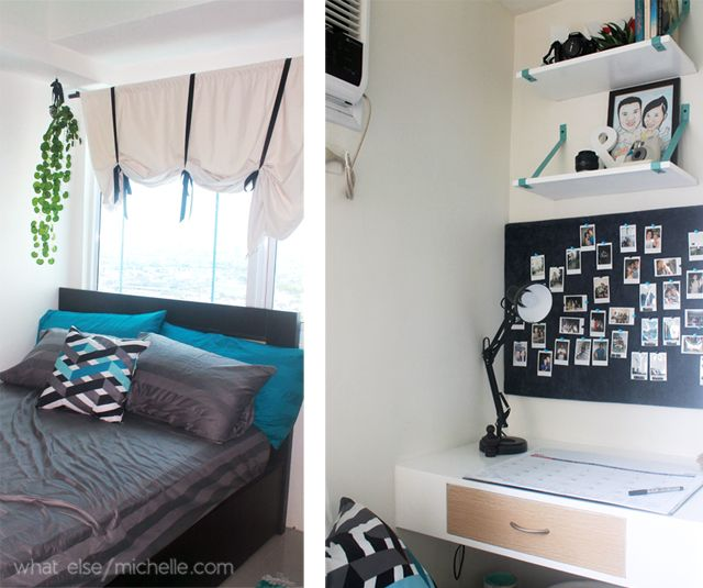 Light And Airy 23 Sqm Condo Unit What Else Michelle