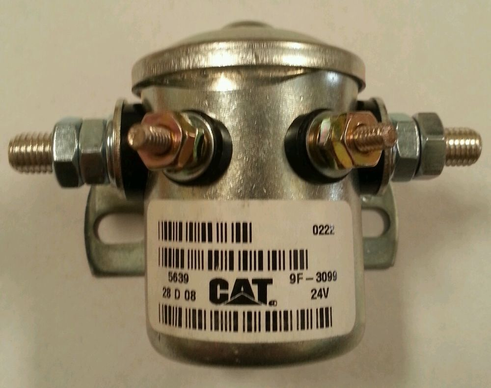 Pin By Ken Ferris On Cat Parts Pinterest Cats Caterpillar And Skid Steer Starter Wiring Diagram Free Picture Genuine Solenoid Switch 9f 3099 Http