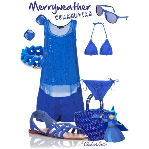 """""""Merryweather Summertime"""" by cheshirehatter on Polyvore"""