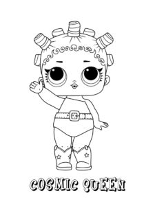 Lol Surprise Dolls And Pets Coloring Book How To Draw Lol Doll This Coloring Page Is Here For You How To Lol Dolls Coloring Books Cute Coloring Pages