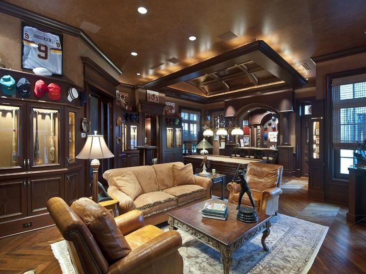 Man Cave Bar Items : Sweet man cave decor in this trend setting