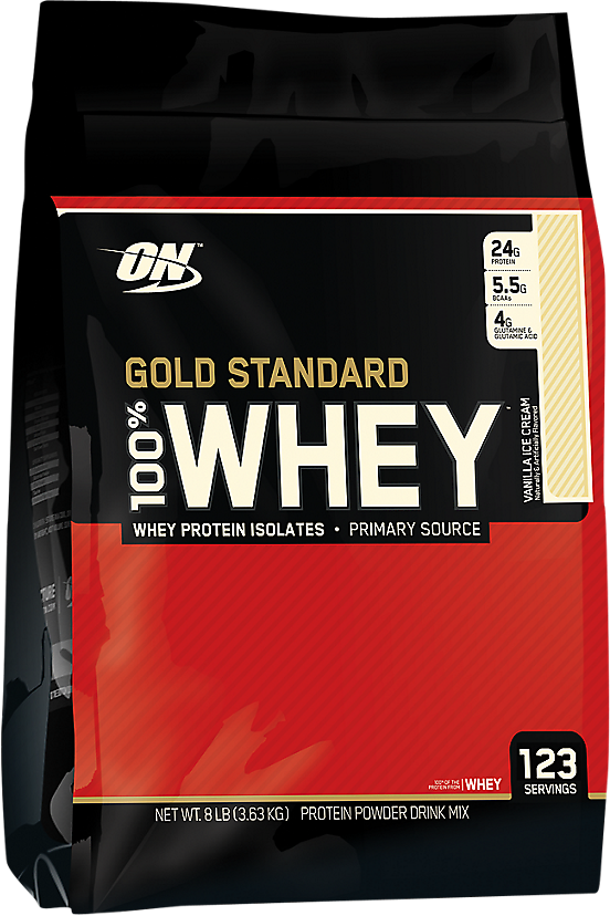 Vitamin Shoppe Deal Gold Standard Whey Optimum Nutrition Protein To Build Muscle