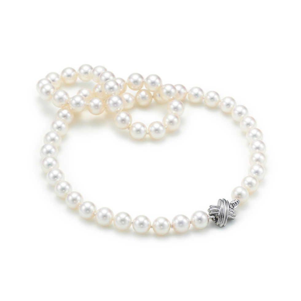 collier perle tiffany