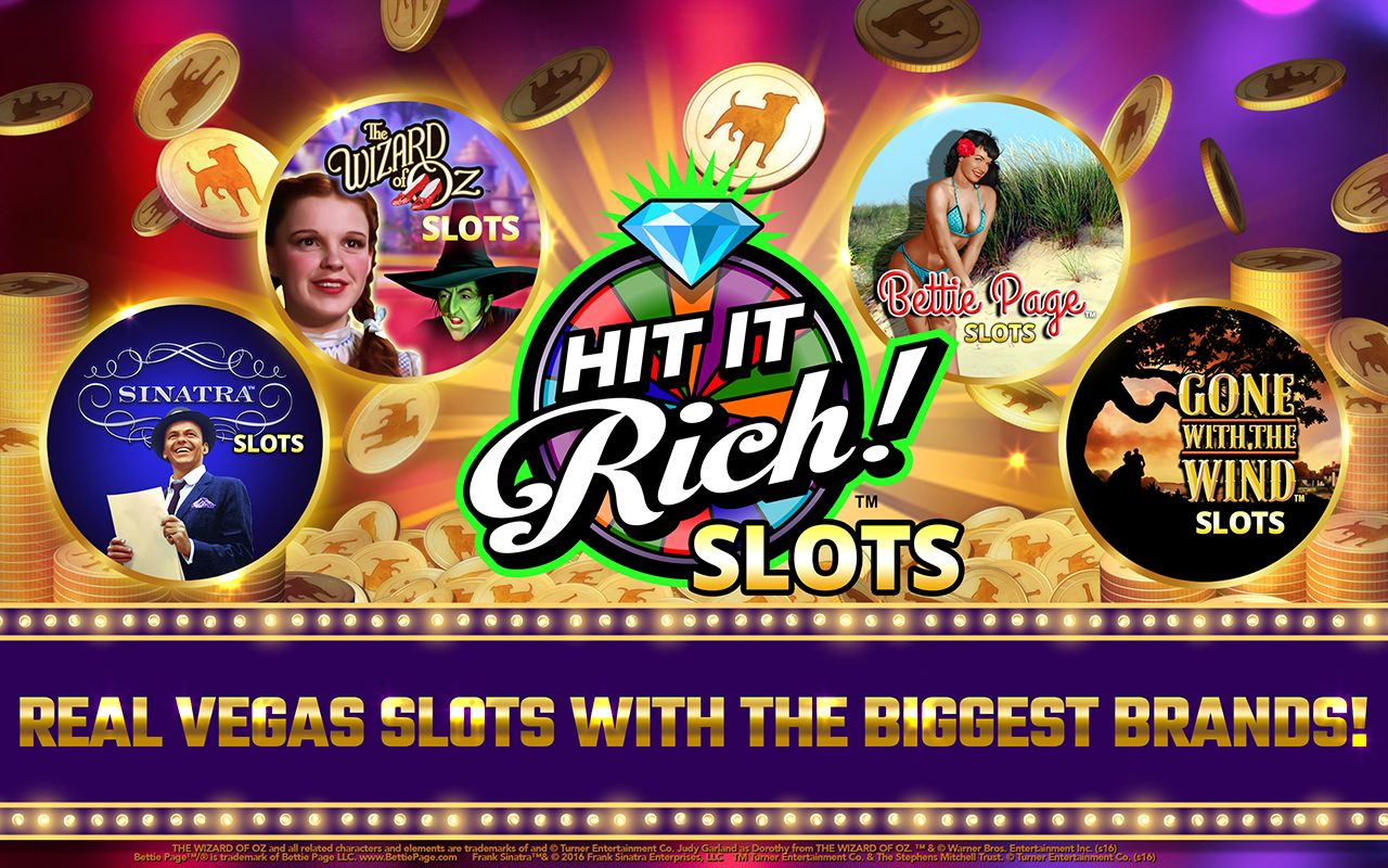 Hit It Rich Casino Slot