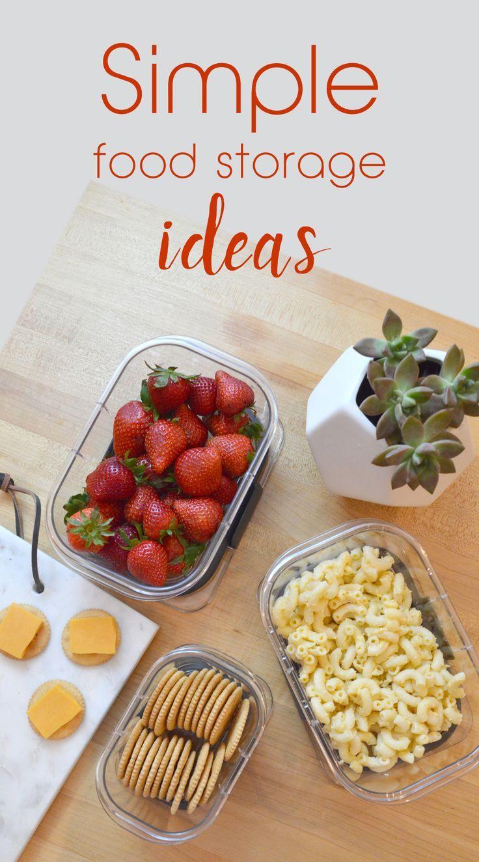 5 Delicious Meal Ideas u0026 Leftover Storage - Mommy Scene & Easy ways to store leftovers - Mommy Scene #ad #StoredBrilliantly ...