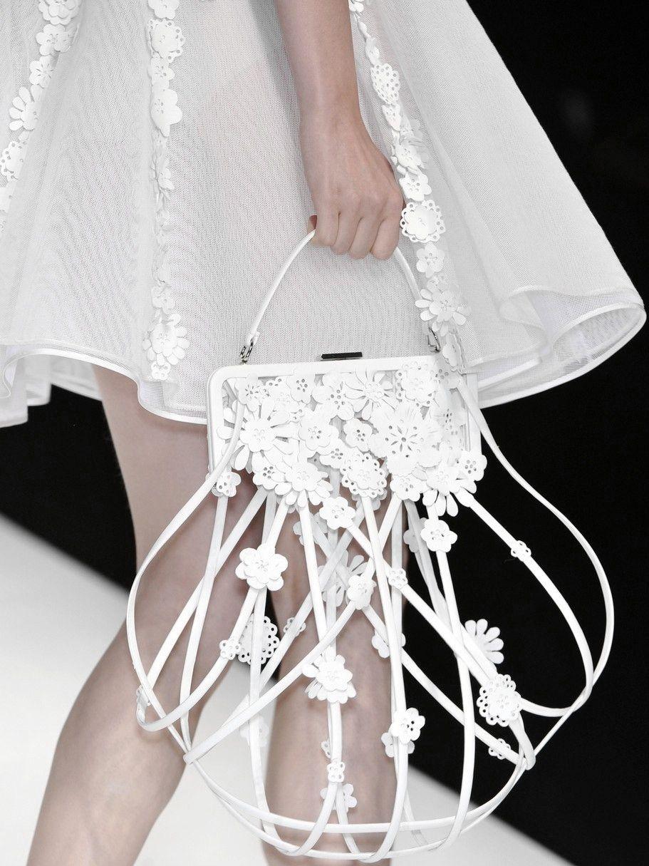 Jasper Conran Spring 2010 RTW accessories