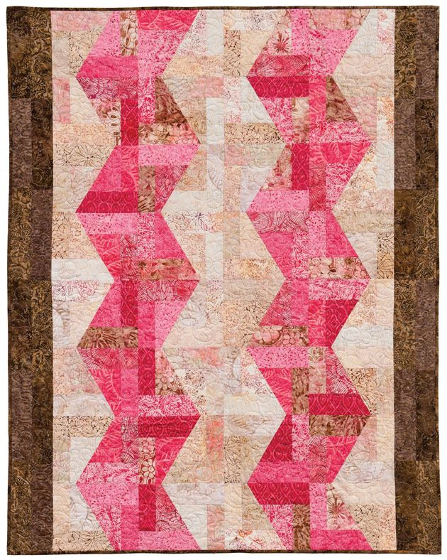 Tonga Mocha Kiss Right Out Of The Bag Timeless Treasures - Quilt ... : karen montgomery quilt patterns - Adamdwight.com