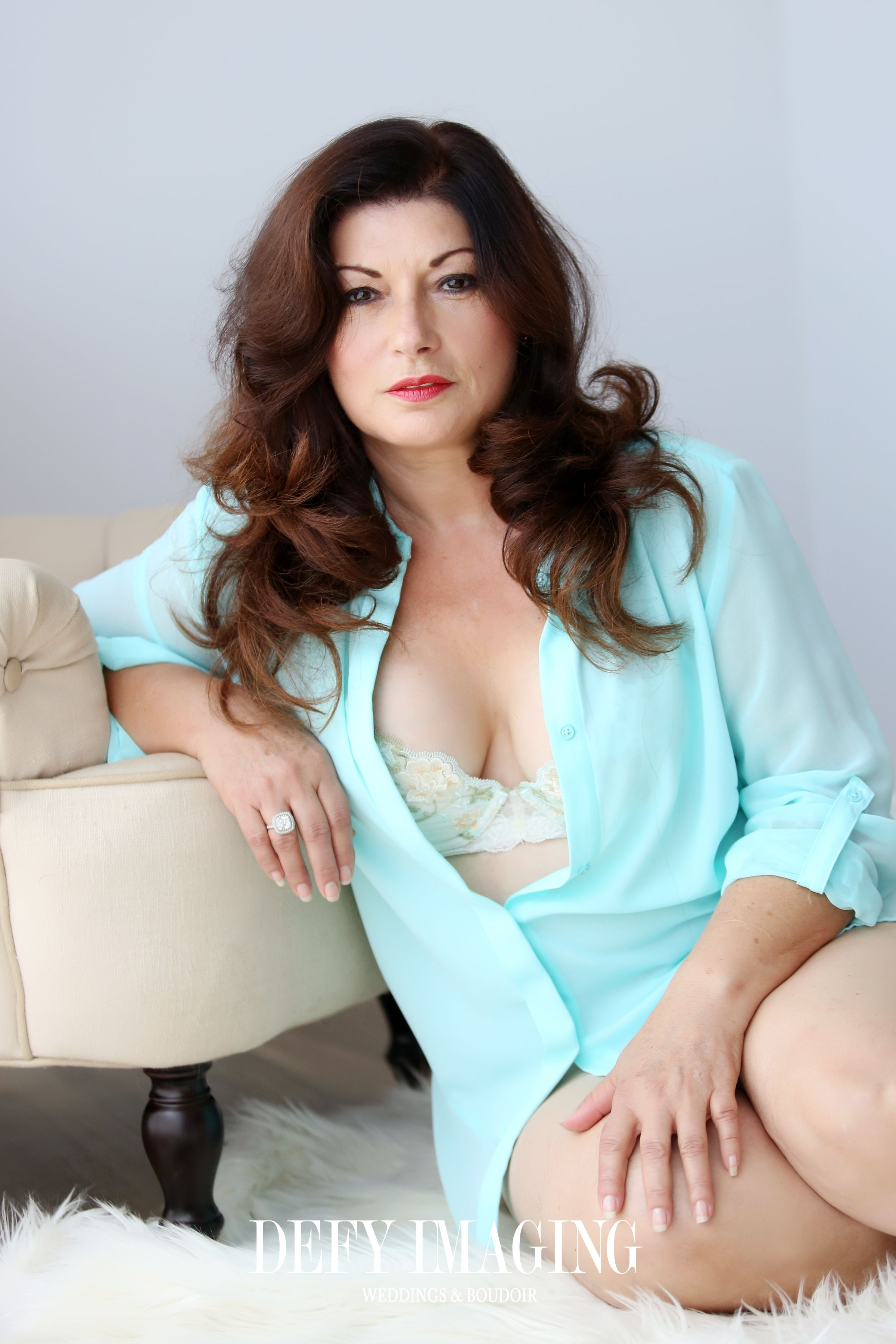 Mature boudoire photos