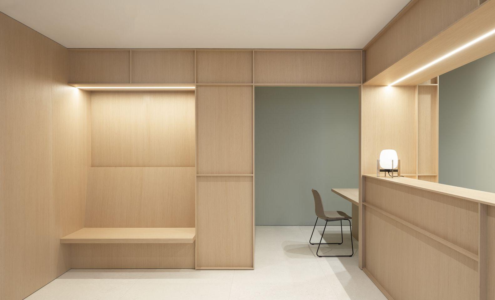 Galeria De Clinica Swiss Concept Francesc Rife Studio 19 En