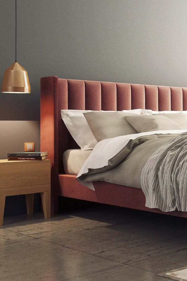Isabella King Size Bed Frame Brosadesign Brosaau