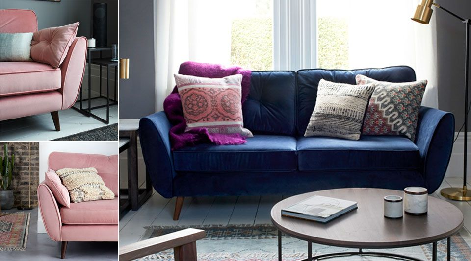 French Connection Sofas at DFS | DFS | Home | Pinterest | French ...