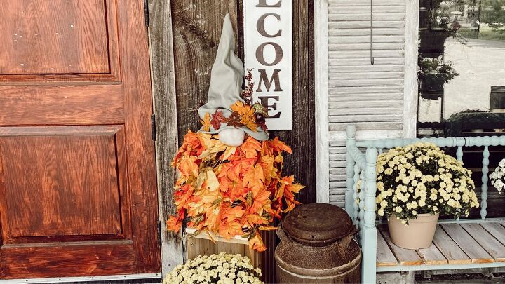 10 Cool Ways to Use Autumn Leaves for Fall Home Dé