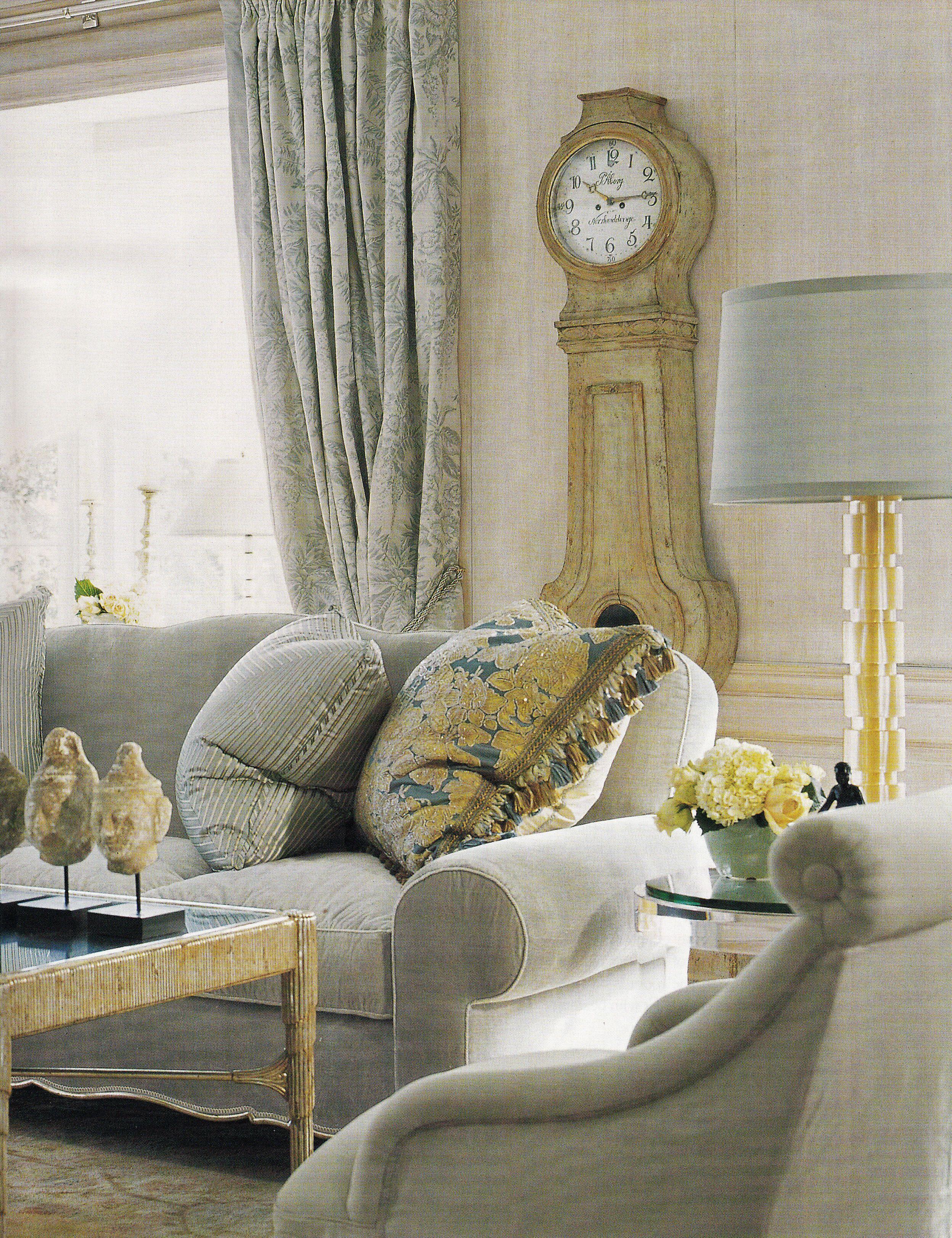 Living Room Showcase Design: Ann Norton House In West Palm Beach. Designers Showcase