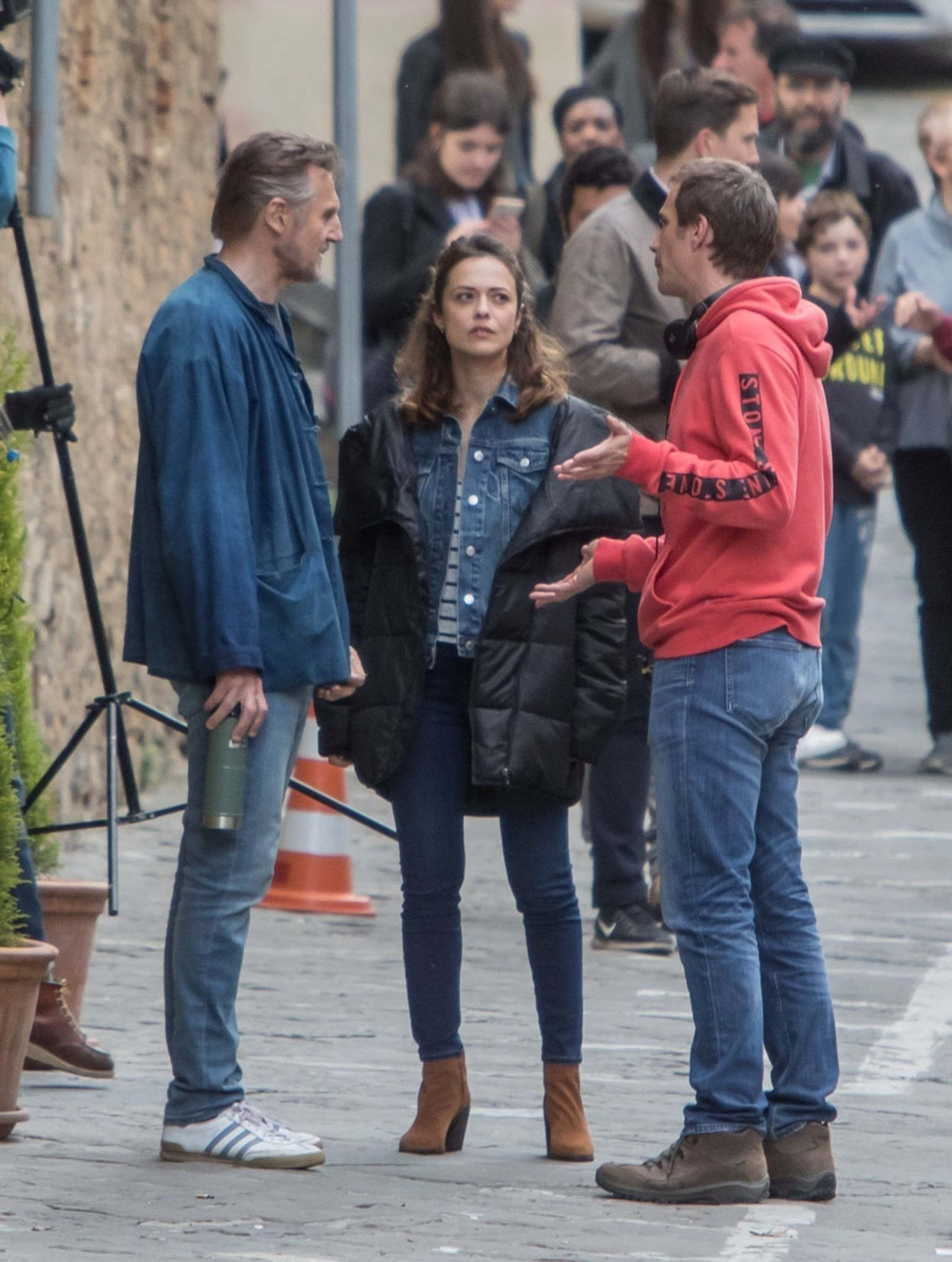 13 May 2019: Hollywood Pipeline - James D'Arcy directing ...