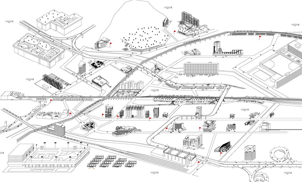 Architecture Drawing Guide atelier bow wow #madeintokyo | architecture 2d | pinterest