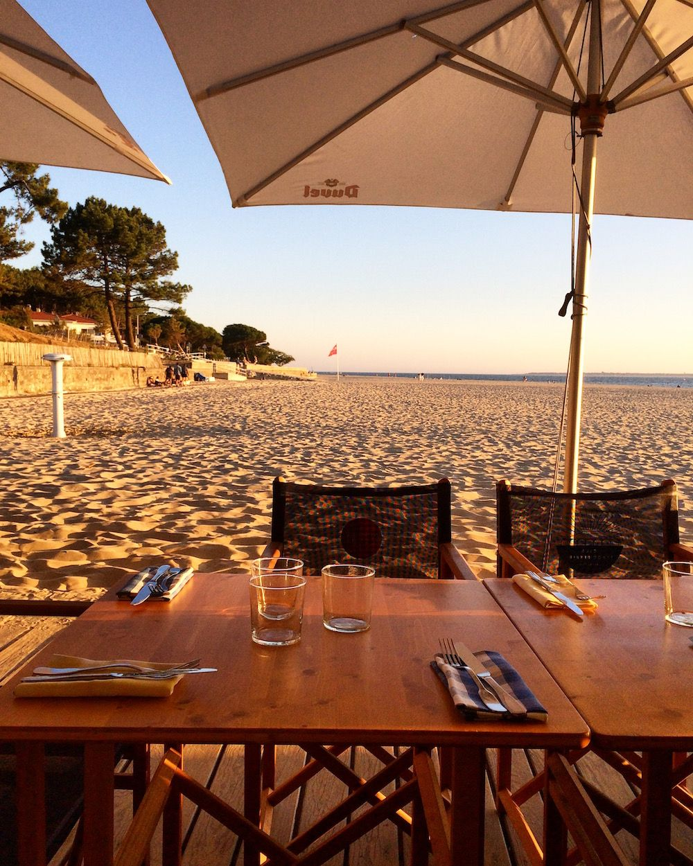 Chill Ou Pas Plage Pereire Arcachon Chill