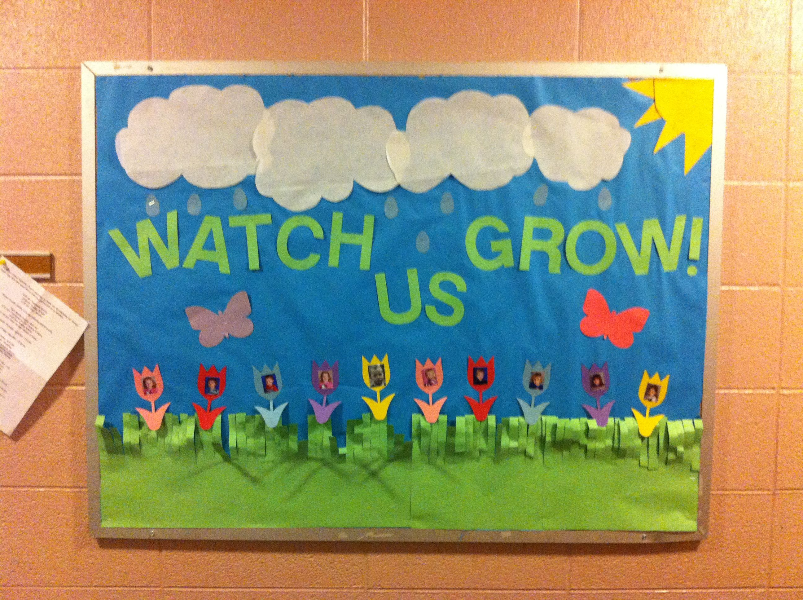 8 Best May Bulletin Boards Images Cute766
