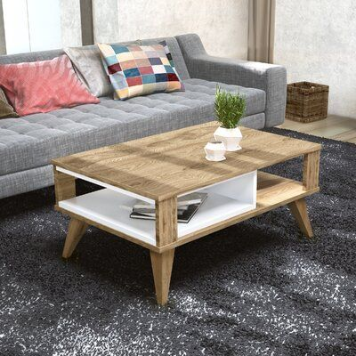 George Oliver Houk Coffee Table Furniture Modern Coffee Tables Coffee Table Wayfair
