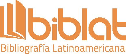 Logo de la base de datos BIBLAT. Bibliografía Latinoamericana en ...