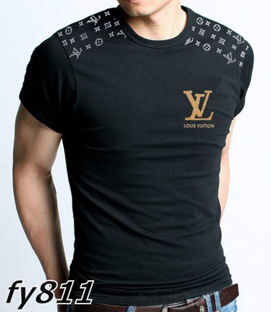 Louis Vuitton T-shirts men-LV13615 | Men's fashion | Pinterest ...